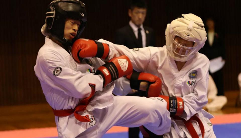 全日本テコンドー選手権大会特設サイト